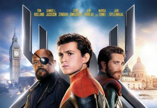 Locandina Spider-Man: Far from Home