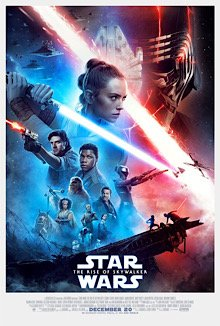 Poster di Star Wars IX