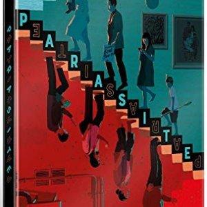 Parasite Blu Ray